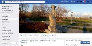 Warszawski Konkurs Fotograficzny na Facebooku