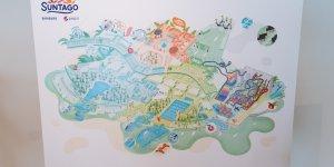 Plan Suntago - Park of Poland