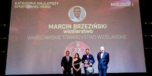 Marcin Brzeziński - Najlepszy Sportowiec Roku