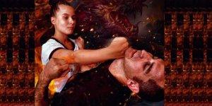 Zaatakowana kobieta po warsztatach samoobrony