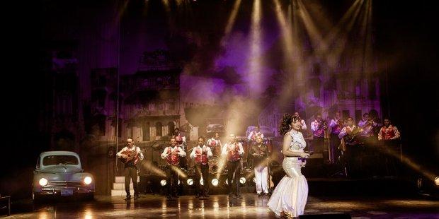 Pasion de Buena Vista fragment występu