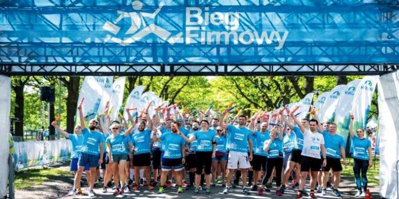Bieg Firmowy - rok 2019