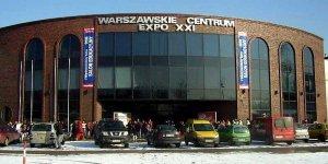 Budynek Warszawskiego Centrum Expo XXI