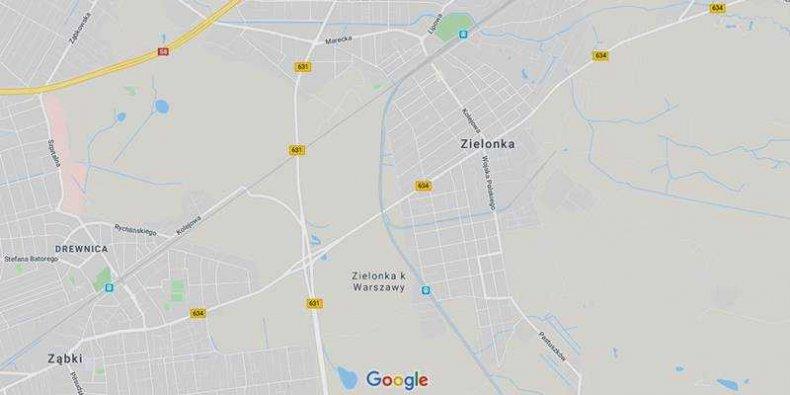 Drogi wojewódzkie 631 i 634 -