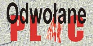 Plac - spotkanie z Jarosławem ZIelińskim - odwołane z powodu pandemii koronawirusa