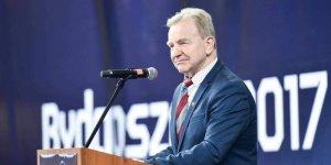 Andrzej Supron - Mistrzostwa Świata U23 w zapasach Bydgoszcz 2017 r foto FB