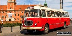 """Autobus Jelcz """"Ogórek"""" KMKM"""