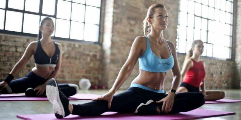 Fitness - foto Andrea Piacquadio (pexels)
