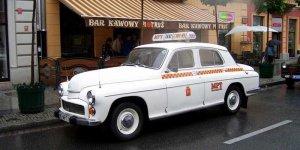 Warszawa - MPT Taxi