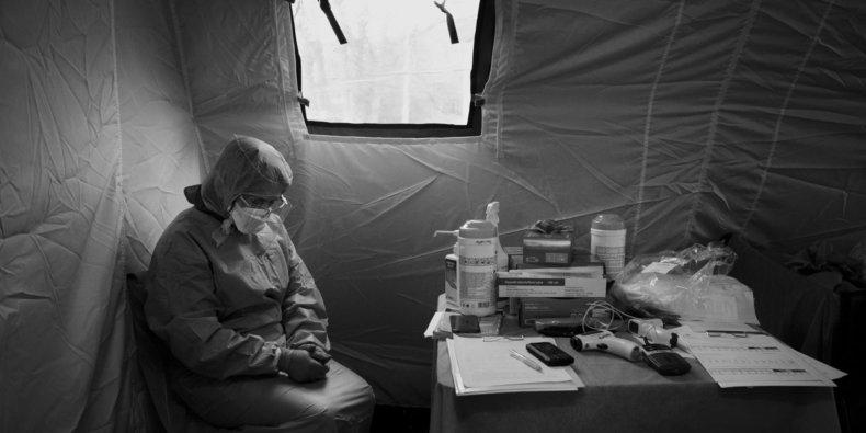 Grand Press Photo 2020 - Lekarka ze Szpitala Klinicznego nr 4 w Lublinie