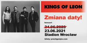 Kings of Leon zmiana terminu