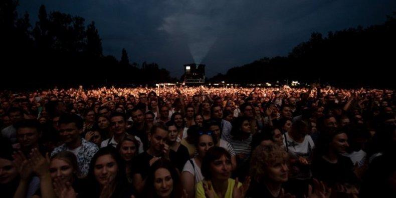 Widownia MG 2019 w Warszawie