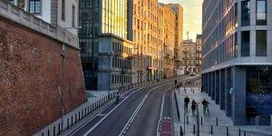 Ulica Tamka - 1 miejsce w etapie majowym Warszawskiego Konkursu Fotograficznego 2020 r. Autor: Aleksandra Stefaniak