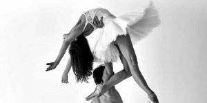 Balet - na zdjęciu pierwsi soliści Polskiego Baletu Narodowego Masha Zhuk i Patryk Walczak
