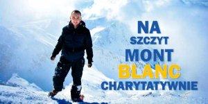 Wyprawa strażaków na Mont Blanc