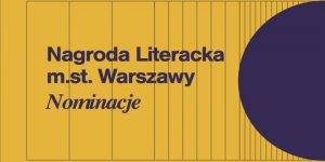 Nagroda Literacka m.st.Warszawy