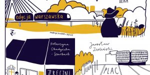 Nominacje do Nagrody Literackiej m.st. Warszawy - Edycja Warszawska