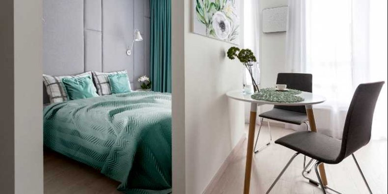 Narzuta na łóżko - modny dodatek sypialni