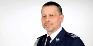 Nadinspektor Paweł Dobrodziej Komendant KSP