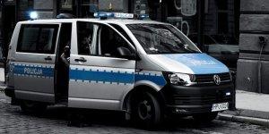 Policja na ulicy FOTO Mateusz Dach pexels