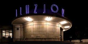 1. miejsce w sierpniowej edycji konkursu WKF 2020 , Kino Iluzjon, ul. Narbutta 50A, autor Justyna Bem