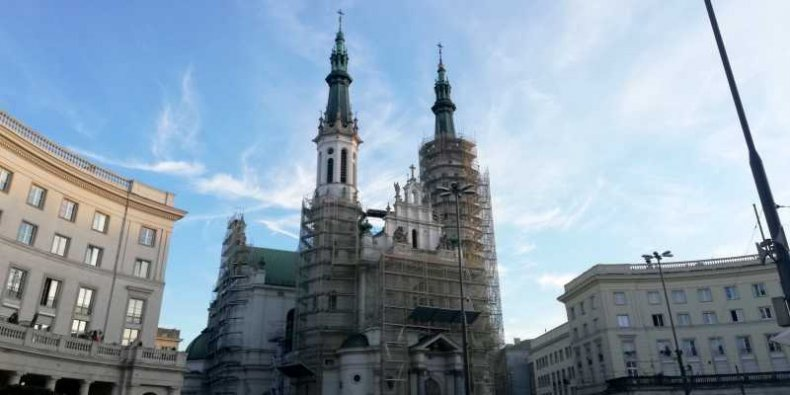 Kościół Najświętszego Zbawiciela na placu Zbawiciela