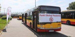 Mobilny Punkt Obsługi Pasażerów - ZTM