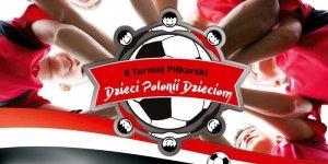 Dzieci Polonii Dzieciom z plakatu turnieju