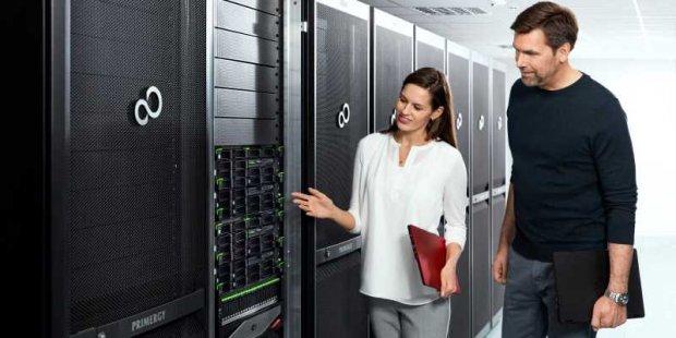 Bezpieczna przystań danych firmy Fujitsu