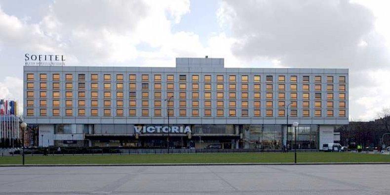 Hotel Victoria w Warszawie - marzec 2010