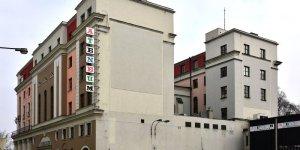 Budynek Teatru Ateneum widok od strony ulicy Jaracza fot Adrian Grycuk Wikimedia