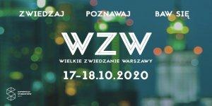 Wielkie Zwiedzanie Warszawy - studenci SGH nowym studentom