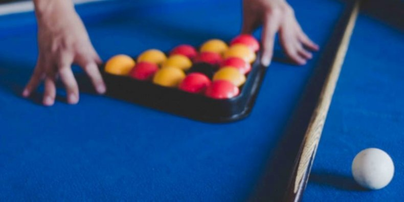 Snooker - gra bilardowa