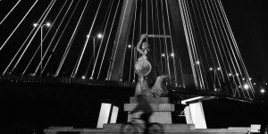 Sport to zdrowie - 2. miejsce w grudniowym etapie Warszawskiego Konkursu Fotograficznego. Fot. Betty Wolf