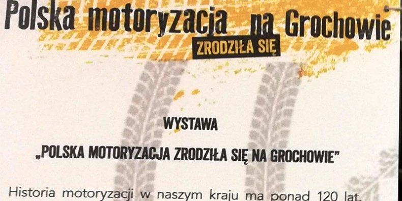 Polska Motoryzacja zrodziła się na Grochowie