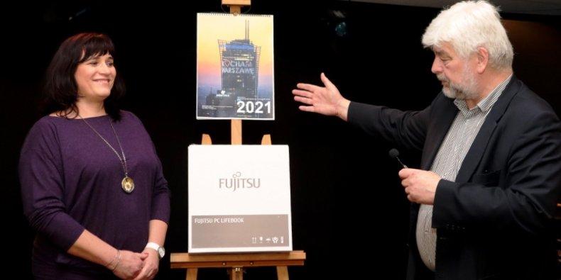 Zdjęcie roku 2020, Autorka Edyta Chrząszcz i nagroda w Warszawskim Konkursie Fotograficznym za rok 2020. Fot. Mirosław Rutkowski
