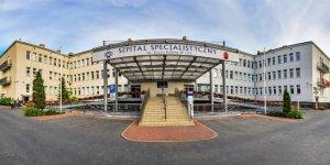 Szpital świętej Rodziny przy ul. Madalińskiego w Warszawie
