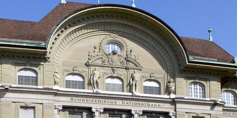 Schweizerische Nationalbank, Berno, fot. Baikonur (Wikimedia)