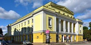 Teatr Rampa w Warszawie. Fot. Adrian Grycuk (Wikimedia)