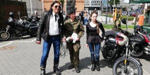 Gentleman's Ride w Centrum Weterana