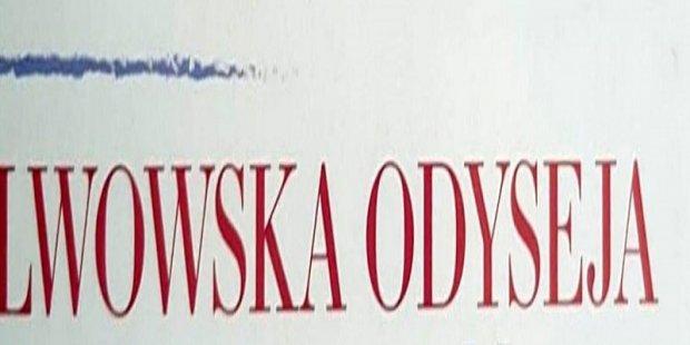 Lwowska odyseja wspólny fragment okładek