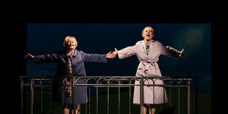 Claude i Margot tytułowe Uciekinierki