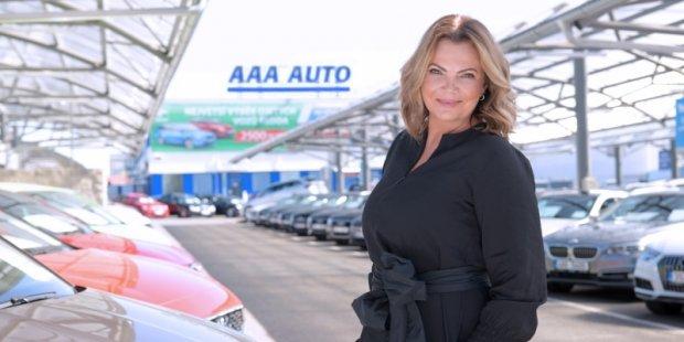 Karolína Topolová dyrektor generalny i prezes zarządu AURES Holdings
