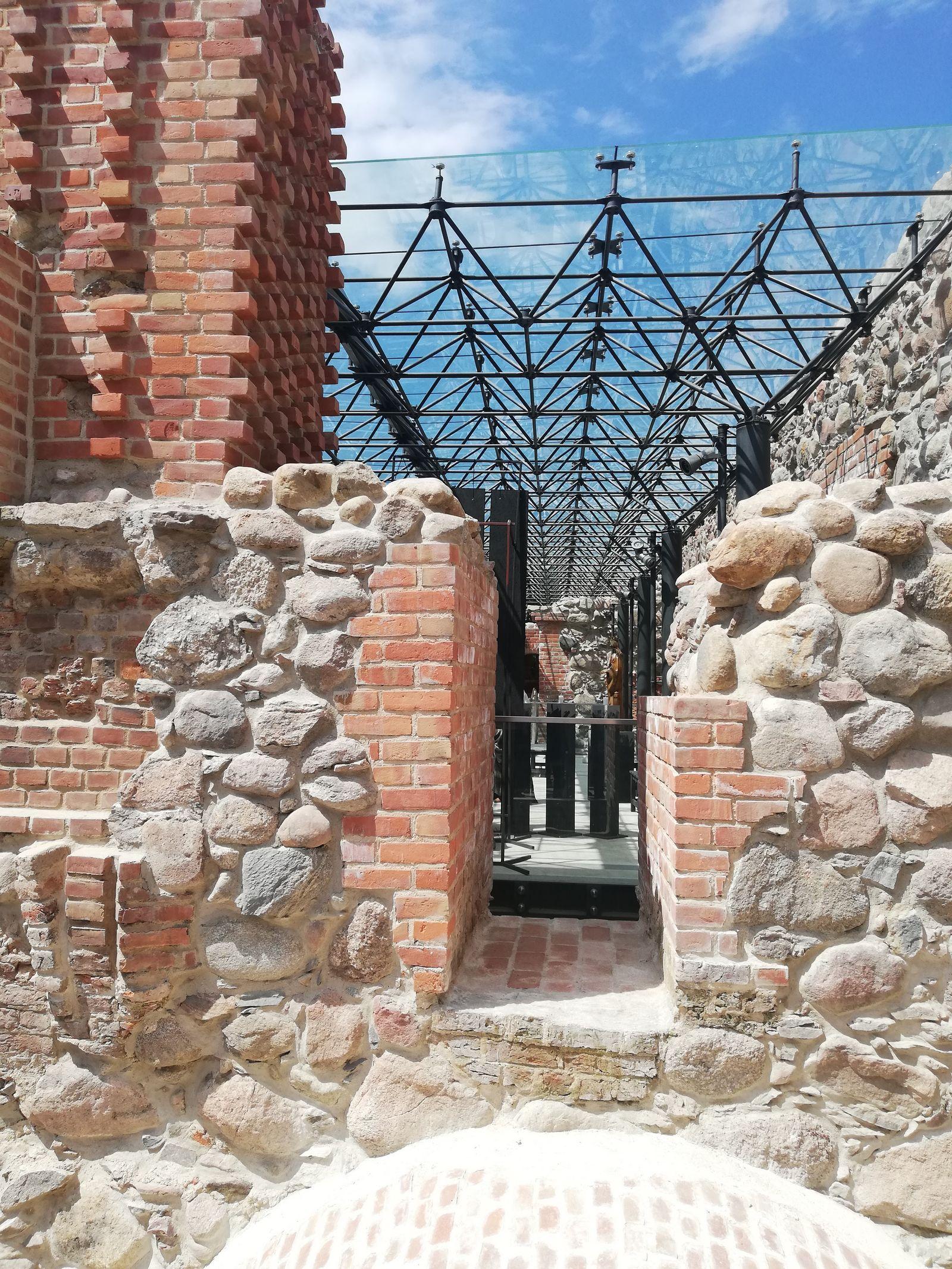 Ruiny zamku