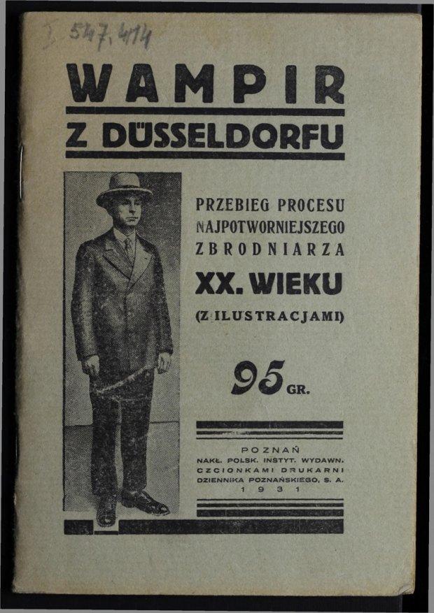 Wampir... broszura okolicznościowa