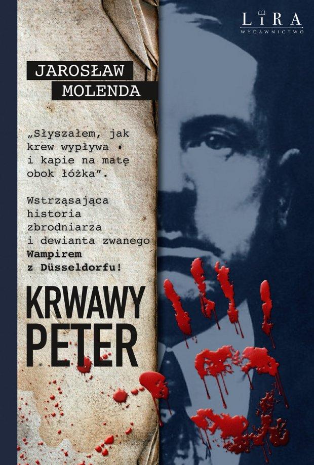 Krwawy Peter okładka