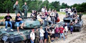 Laureaci Turnieju Wiecha i Leopardy 1 Warszawskiej Brygady Pancernej