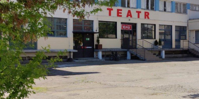 Teatr Druga Strefa przy ul. Magazynowej 14A