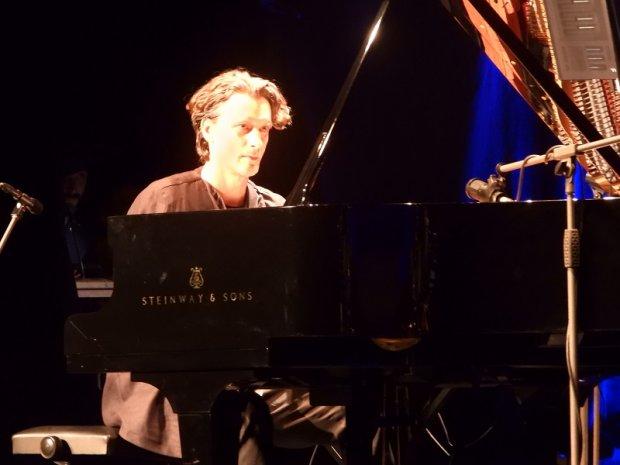 Atanas Valkov podczas koncertu