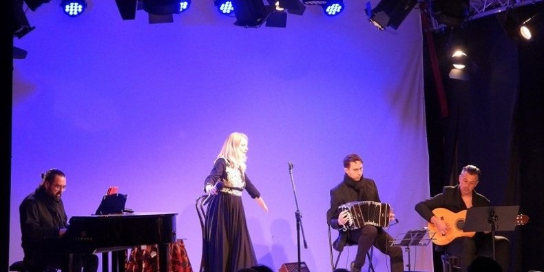 Olga Avigail & Tango Attack Polskie tanga hebrajskie